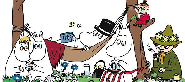 © Moomin Characters Ltd