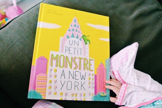 Un petit monstre à New York