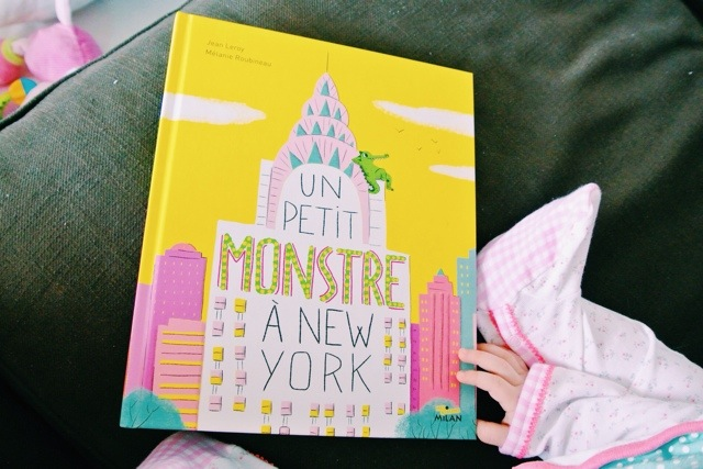 Un petit monstre à New York