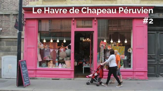 Le Havre Chapeau Péruvien
