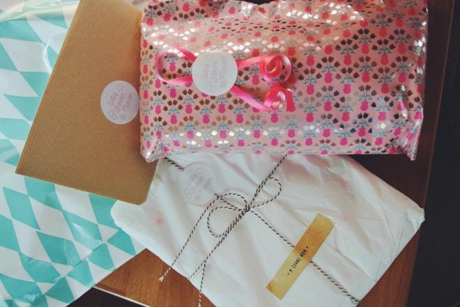 baby shower cadeaux