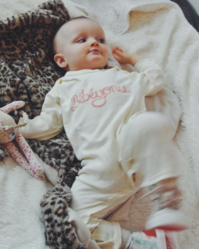 bébé tshirt bébéyoncé