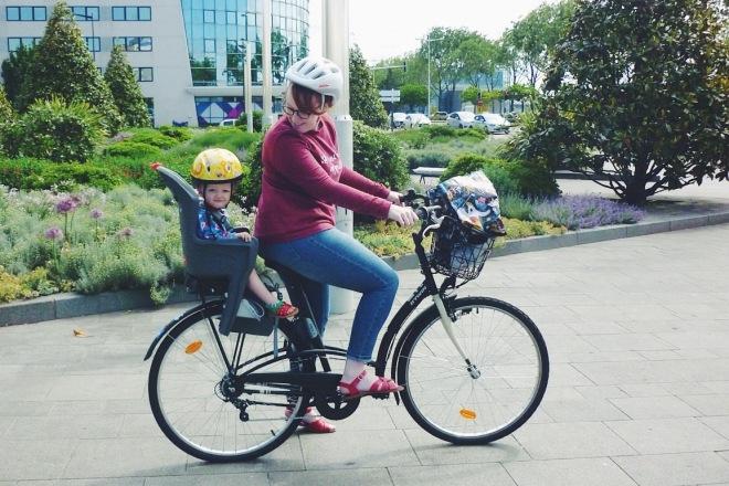 vélo bébé