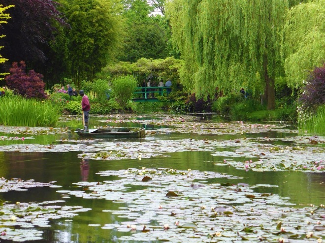 nympheas claude monet giverny