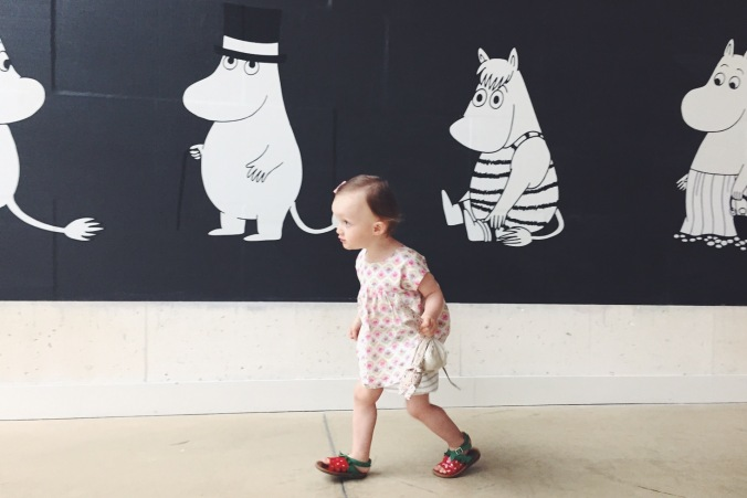 frise moomins musée bd angoulême