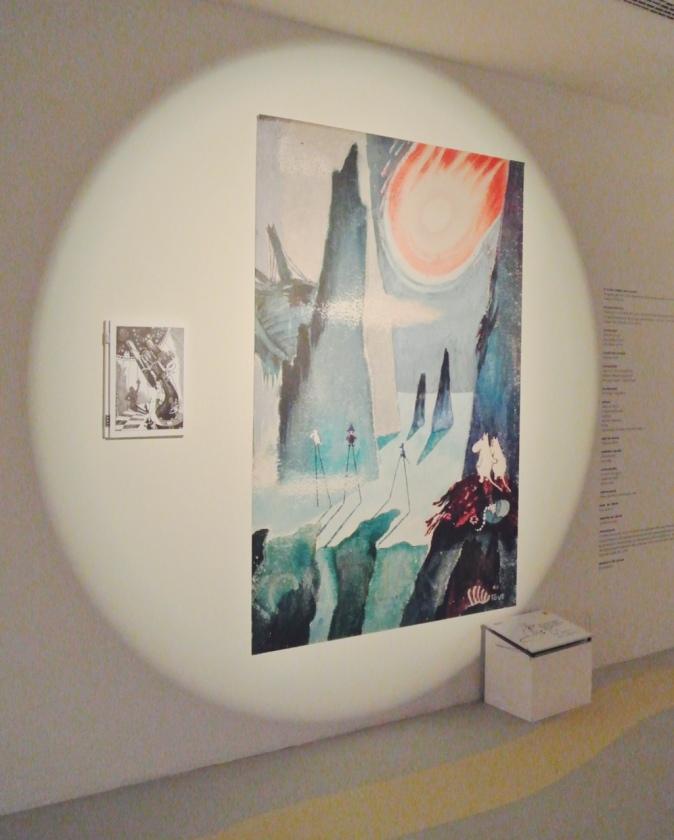 expo moomins angoulême musée bd