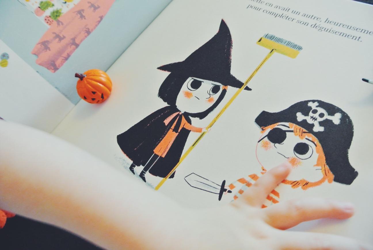 Halloween livre
