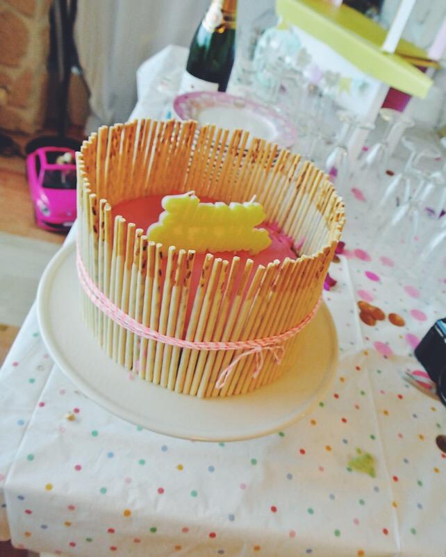 gâteau mikados
