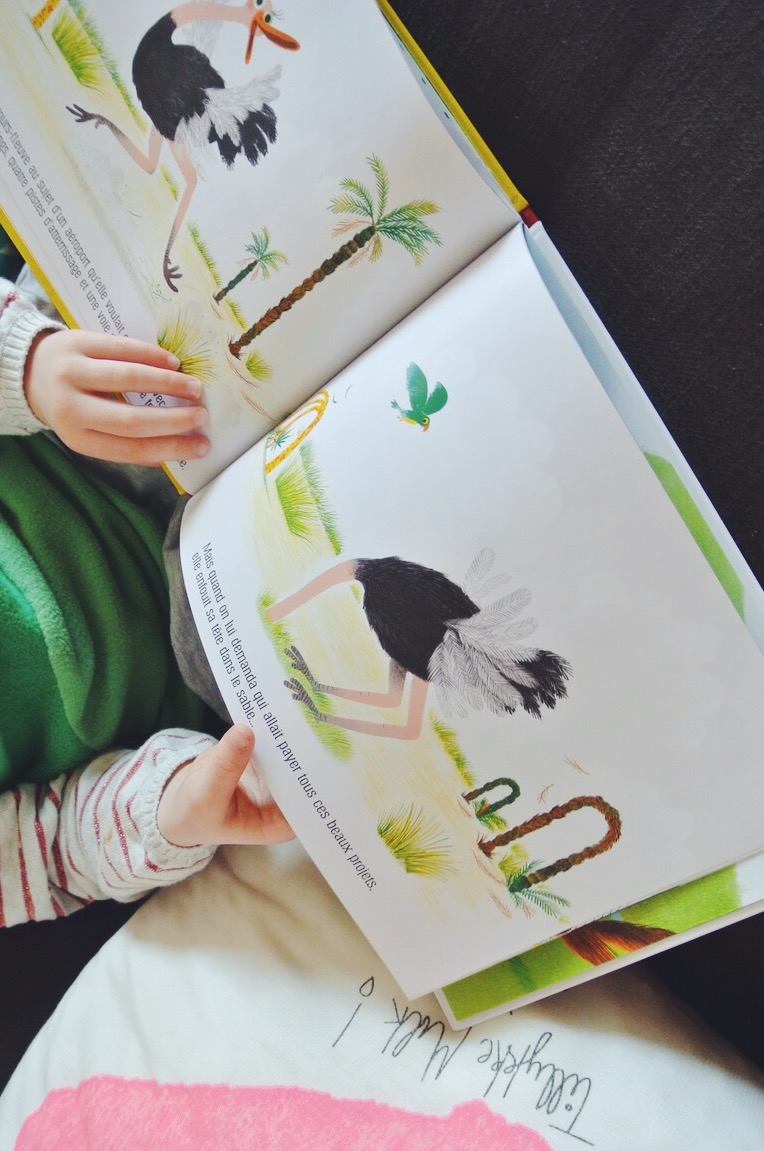 Votez pour moi Littérature jeunesse Idées livres enfants Parler des élections aux enfants Marc Boutavant