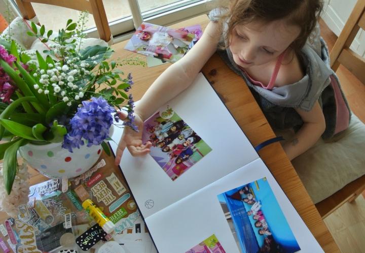 Album de famille Cheerz x Emoi Emoi Scrapbooking famille