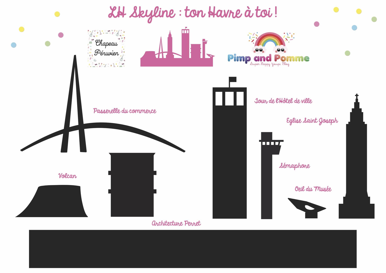 DIY LH Skyline Ton Havre à toi Pimpandpomme x Chapeau Péruvien